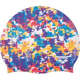 arena Print 2 - Gorros de natación - Multicolor